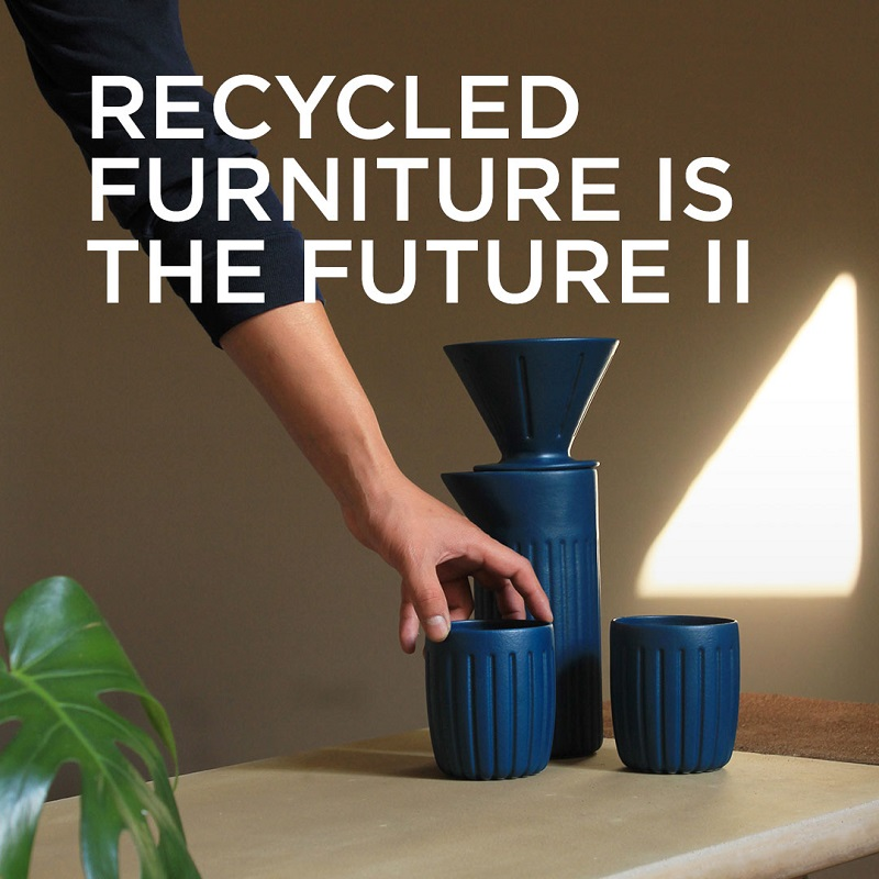 Recycled Furniture is the Future II