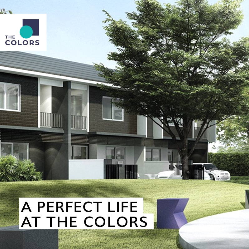 A PERFECT LIFE AT THE COLORS