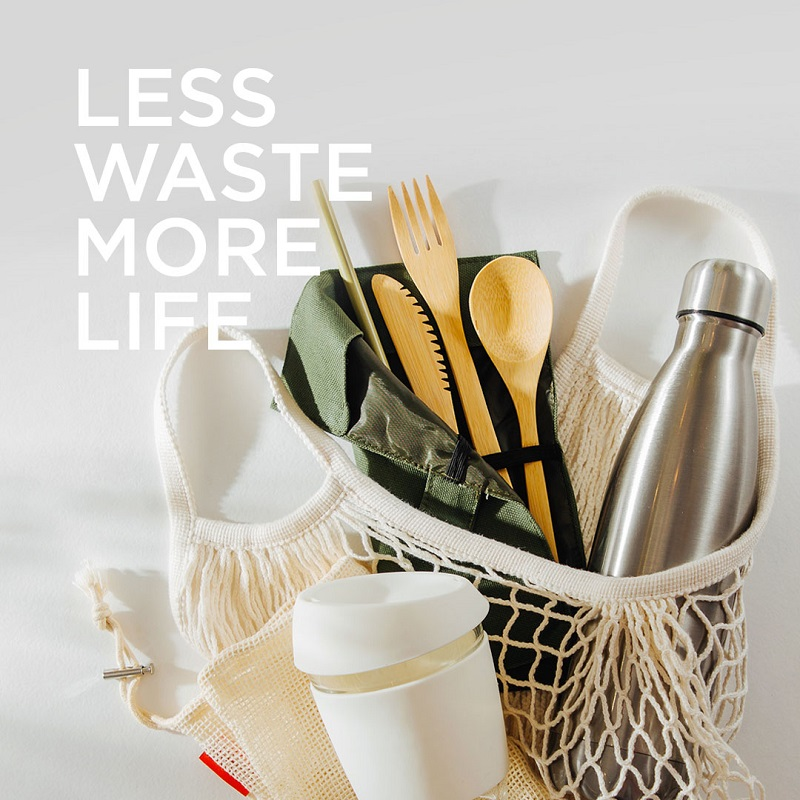 Less waste more life