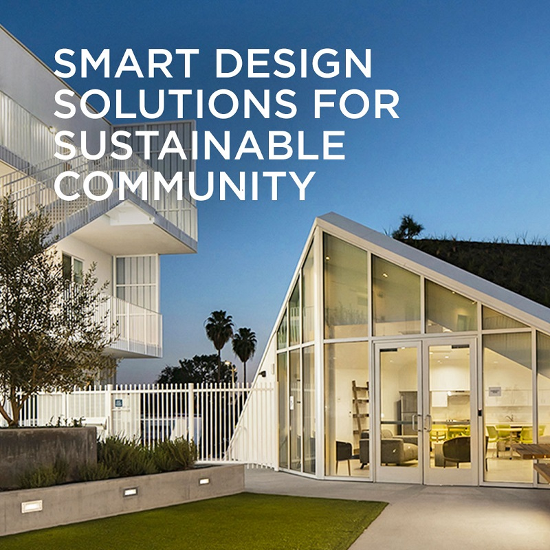 Smart Design Solutions For Sustainable Community