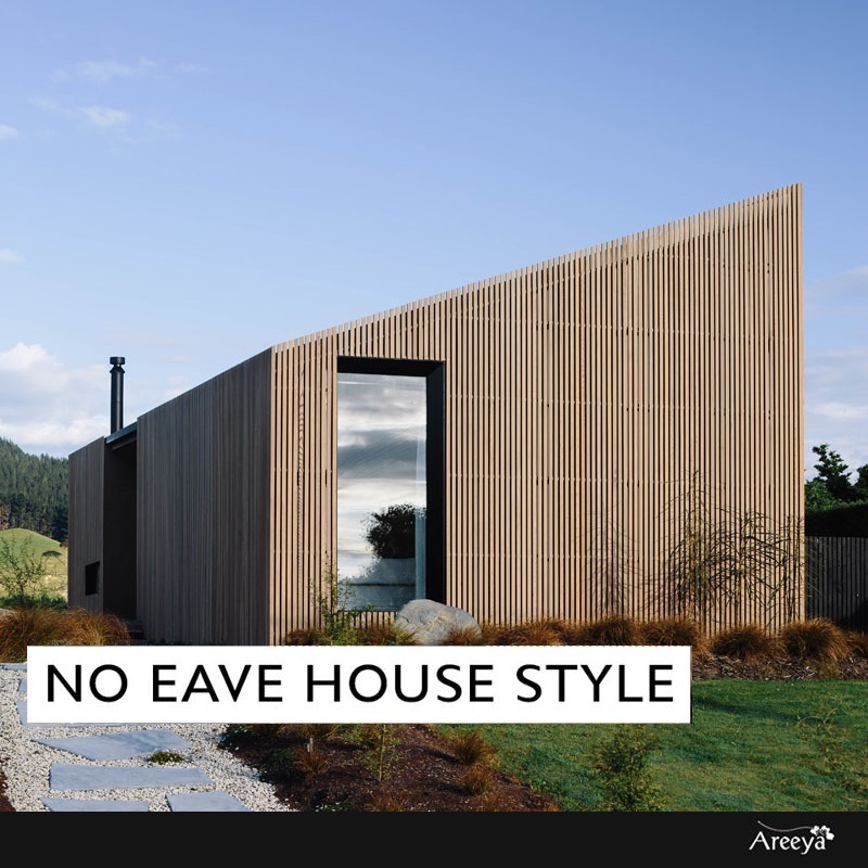 No Eave House Style