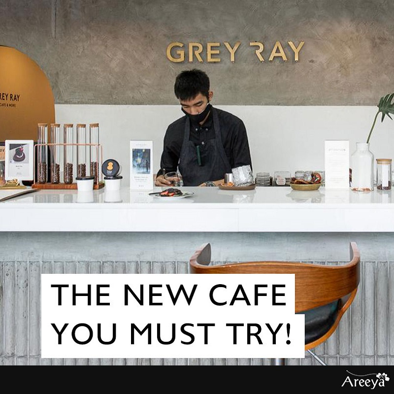 The new cafe you must try!
