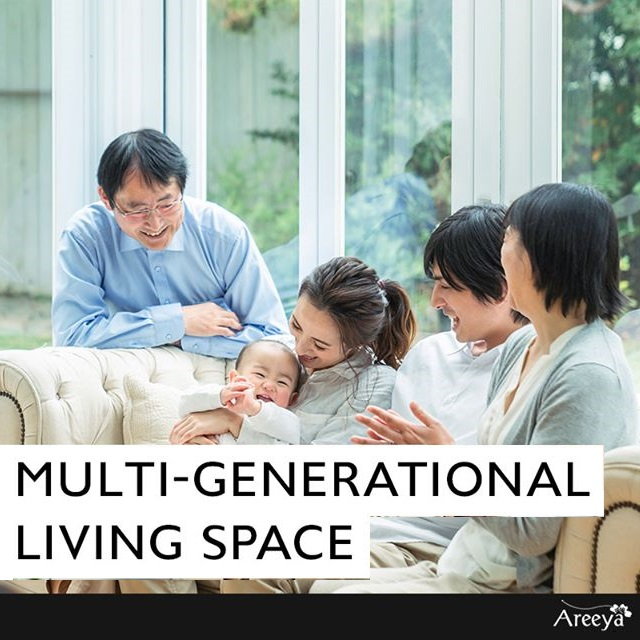 Multi-generational Living Space